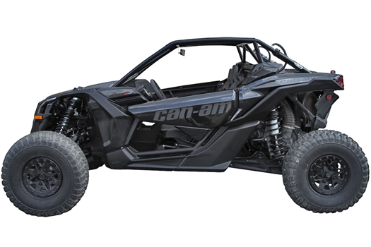 CageWrx Super Shorty Roll Cage CanAm Maverick X3 UTV