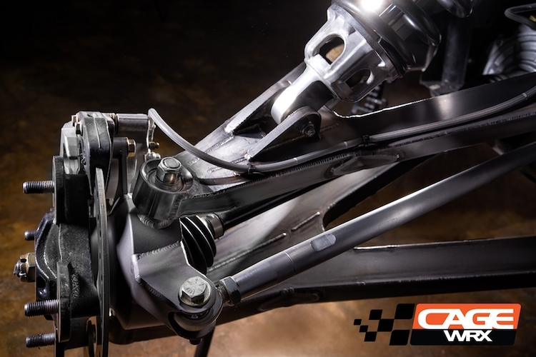 Race Inspired Cagewrx Rzr Xp1000 Front Arm Set