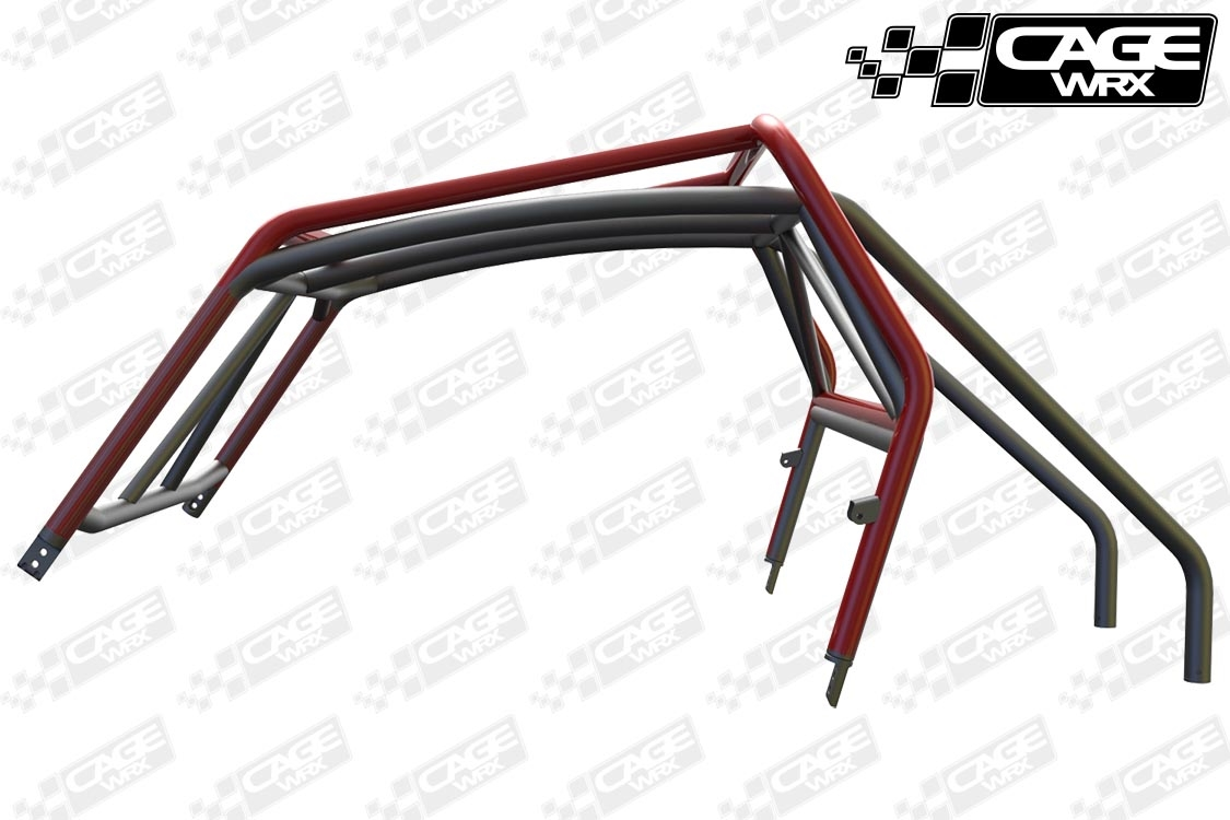 Polaris Rzr 900 Amp Rzr S 1000 Roll Cage Kit Race Cage