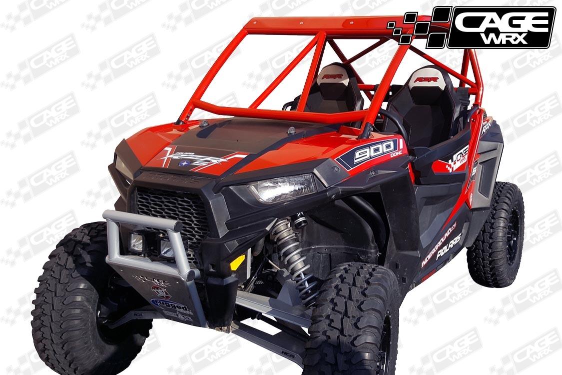 2015 Polaris Rzr >> Assembled Super Shorty Polaris RZR 900 Roll Cage