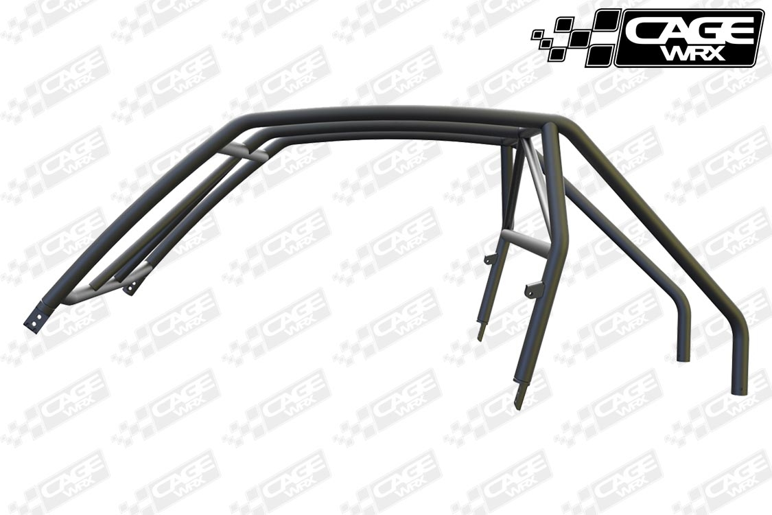 Polaris Rzr 900 Amp Rzr S 1000 Super Shorty Roll Cage Kit