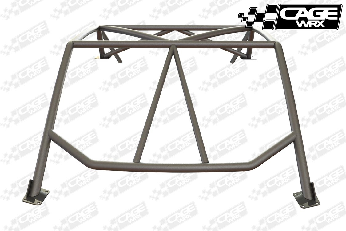 Canam Maverick X3 Roll Cage Super Shorty Roll Cage Kit
