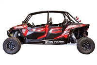 CageWrx Race Cage XP4 1000 roll cage polaris UTV utility vehicle