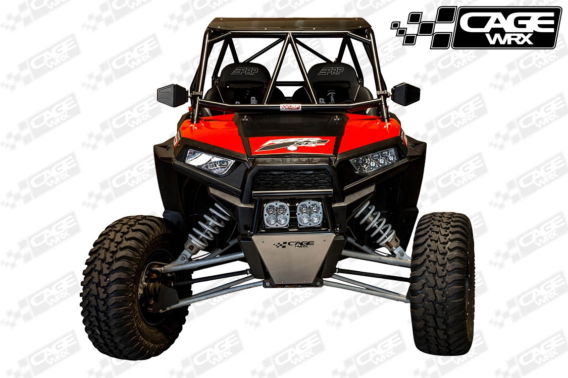 Polaris Rzr Xp4 1000 Assembled Roll Cage Race Cage