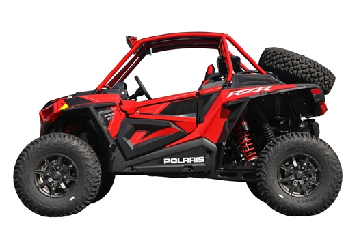CageWrx Competition Cage roll cage assembled RZR XP 1000 polaris UTV utility vehicle