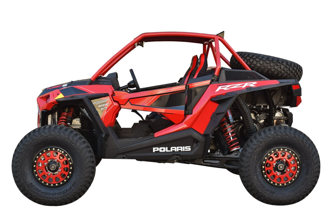 Fully Assembled Polaris Rzr Xp Turbo S Roll Cage