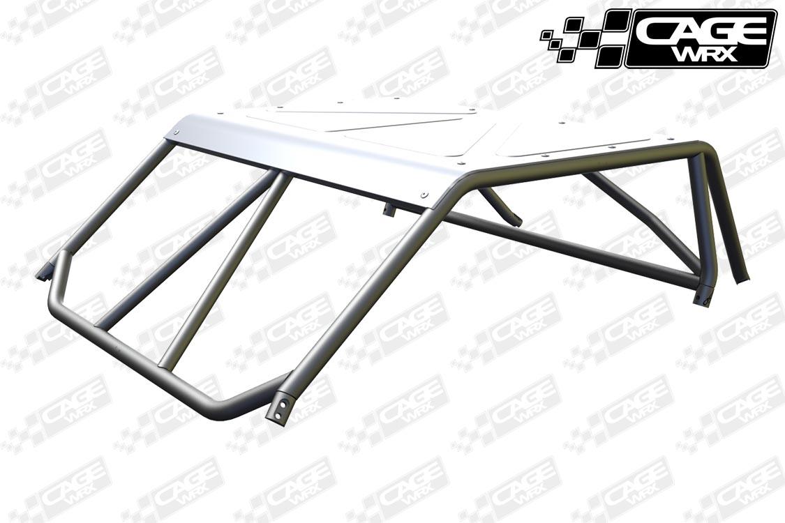 Assembled Super Shorty Yamaha Yxz 1000 Roll Cage