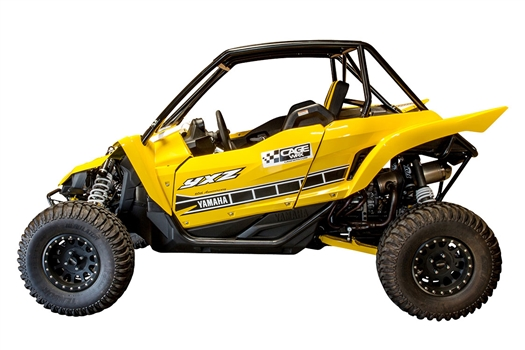 CageWrx Super Shorty Roll Cage  Yahama YXZ 1000R UTV utility vehicle
