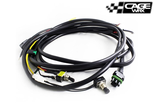 Wire Harness for Baja Designs OnX6/XL Pro & Sport