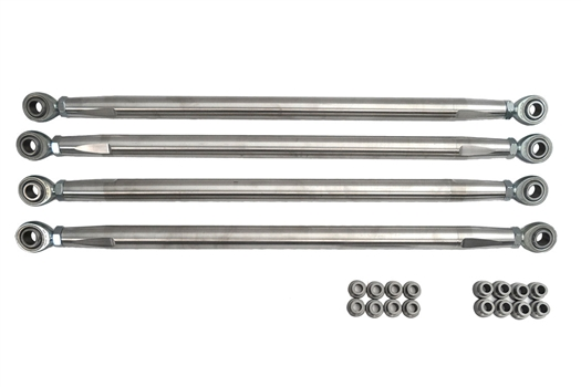 CageWrx polaris RZR XP 1000 rear radius rods UTV utility vehicle