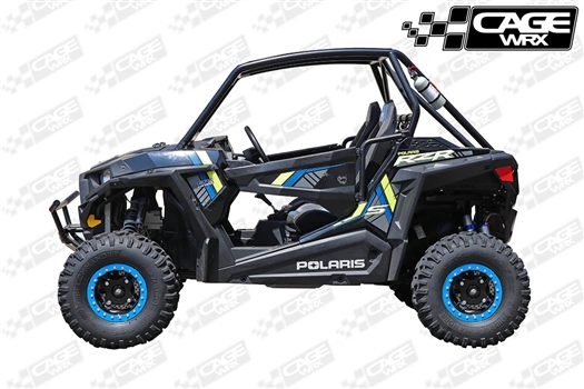 CageWrx Super Shorty Roll Cage Polaris RZR 900