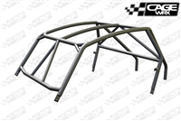 CageWrx RZR 900 Roll Cage RZR S 1000 kit race inspired UTV utility vehicle
