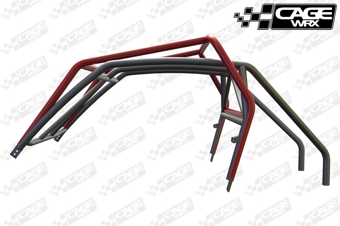 Polaris Rzr 1000 Turbo >> Polaris RZR 900 & RZR S 1000 Super Shorty Roll Cage Kit