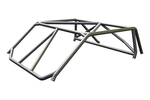 CageWrx Super Shorty YXZ Yamaha roll cage kit UTV utility vehicle