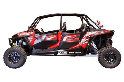 CageWrx Baja Spec XP4 1000 roll cage polaris UTV utility vehicle