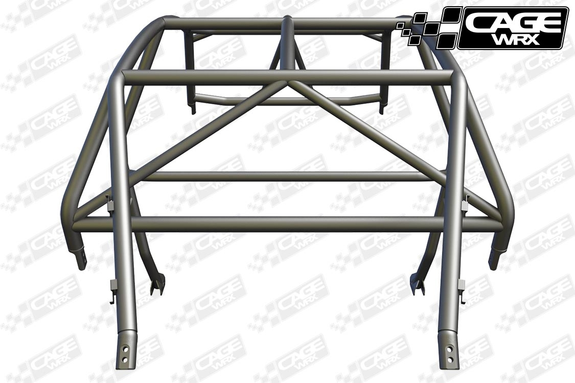 Polaris Rzr Xp4 1000 Roll Cage Kit Ready To Weld Roll Cage