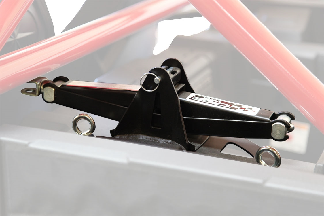Polaris Rzr 1000 Turbo >> Tire Jack and Mount for the Polaris RZR XP 1000